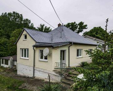 REZERVOVANÉ!! Predaj 2 izbový dom Nitra - Kynek EXKLUZÍVNE