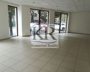Obchodné priestory na prenájom, 99,8 m2, centrum mesta Trnava, Vajanského, 8,-EUR/m2 + en. + DPH