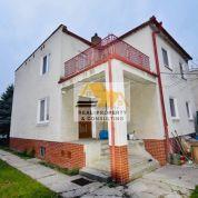 Rodinný dom 220m2, čiastočná rekonštrukcia