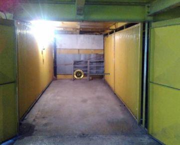 Predaj garáže na Drieňovej ulici