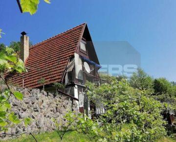 REZERVOVANÉ. Exkluzívne na predaj dve útulné rekreačné chaty na samote v krásnom a tichom prostredí, Starej Hory.