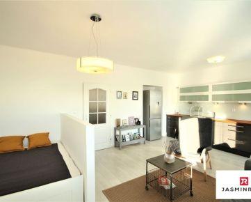 PRENÁJOM - svetlý zariadený 1 izbový byt na Nivách, BA I.