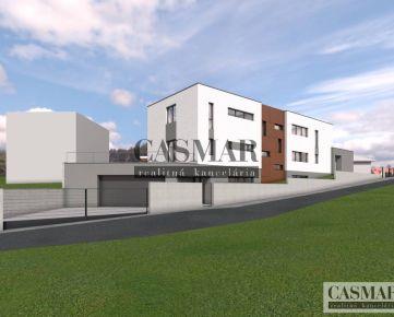 CASMAR RK - Exkluzívne, pozemok s projektom