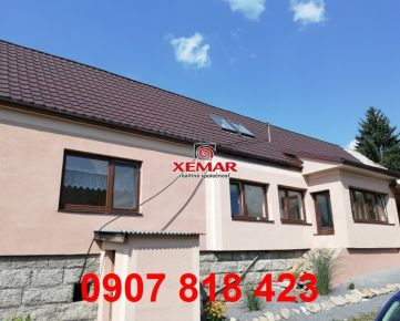 Na predaj dom v obci Veľký Lom, neďaleko Veľkého Krtíša.