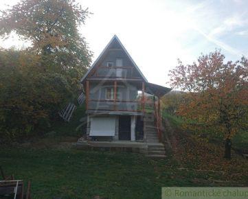 Chata na predaj v záhradkárskej oblasti pri obci Podolie