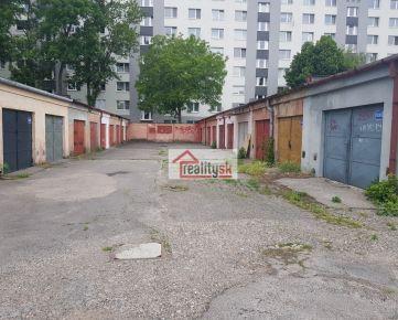 Predám garáž na Čmelíkovej ul., BA - REZERVOVANÉ