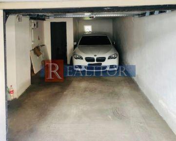 *Ponúkame na prenájom garáž v centre - ulica Kuzmányho*