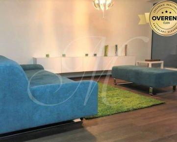 Moderný, priestranný 3i byt v novostavbe na prenájom v Bratislave