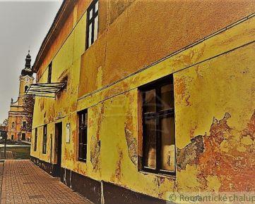 Historický dom v obci Chtelnica