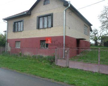 Rodinný dom v obci Studená na predaj