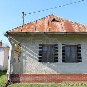 Rodinný dom 50m2, pôvodný stav