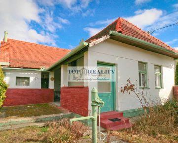 Predaj rodinného domu v obci Machulince, okres Zlaté Moravce