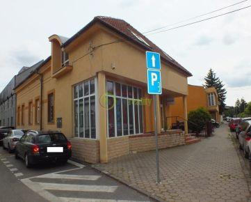 Predaj polyfunkčnej budovy v centre mesta Nitra