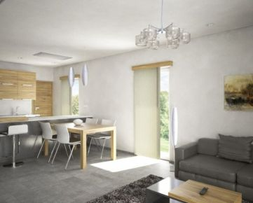 Na predaj rodinný dom Žilina Bungalov na kľúč - exkluzívne v Rh+
