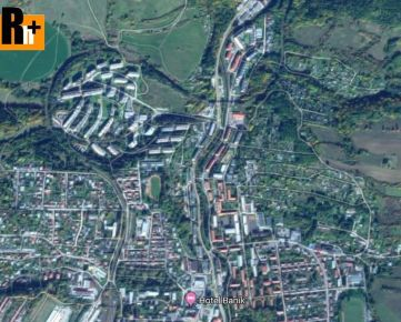 Pozemok pre komerčnú výstavbu Handlová na predaj - 1100m2