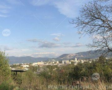 Stavebné pozemky Žilina- Závodie, 2.883 m2, právoplatné ÚZEMNÉ ROZHODNUTIE - 2 DOMY, 60 EUR/ m2