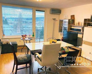 PREDAJ priestranného 4-izbového bytu, Bratislava-Nové Mesto, EXPISREAL