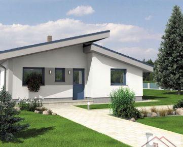 Krásna novostavba 4-izbového rodinného domu s prekrytou terasou