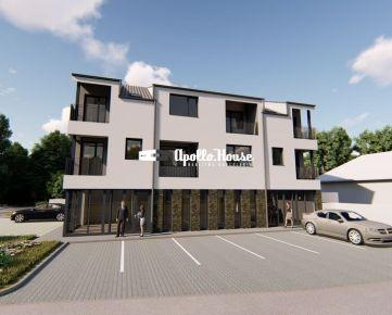 Moderný 3-izbový byt