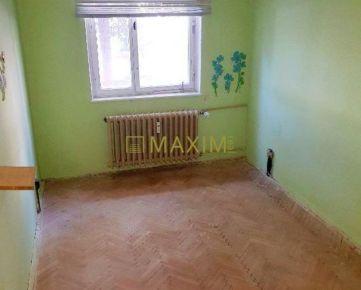 3-izbový byt na ulici G.  Dusíka