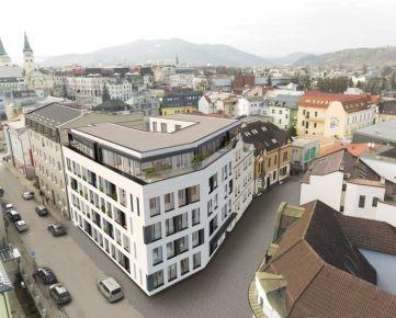 Predpredaj - Byt 4B_03 – 1 izbový byt v projekte PIANO RESIDENCE.