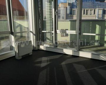 Reprezentatívny kancelársky priestor na prenájom 204 m2 + terasa v budove Europeum BC na Suchom Mýte