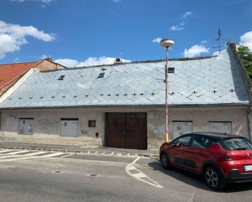 Na PREDAJ Starý dom na Pekárskej ul /vhodný na búranie /výstavbu bytov