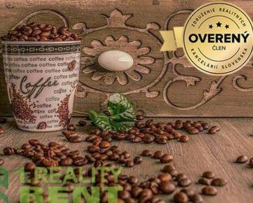 Prenájom: Luxusná zabehnutá kaviareň v centre Žiliny