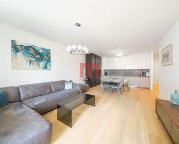 Na predaj prémiový 3 izbový byt v novostavbe BLUMENTAL s loggiou a parkovacím miestom
