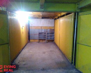 Uzamykateľná garáž  v garážovom dome - Drieňová ulica