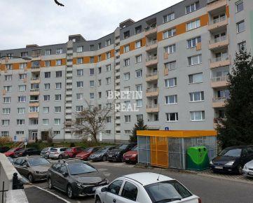 Rezervované -1.izb.byt, 45 m2, veľká kuchyňa, Loggia - Karlova Ves, Jána Stanislava