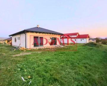 REZERVE,ADOMIS - PREDÁM  5-izb.RODINNÝ DOM, BUNGALOV2, NIŽNÁ KAMENICA, 966m2, iba 18 km od Košíc.