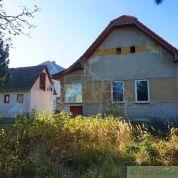 Rodinný dom 60m2, čiastočná rekonštrukcia