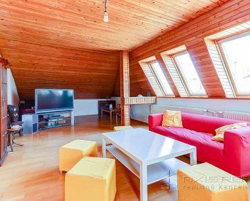 360° VP:: 3-izb. podkrovný byt, BA IV. Karlova Ves, Staré Grunty