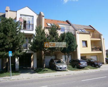 Predaj 4 izb. bytu s dvojgarážou, balkónom a loggiou, ulica SNP Limbach