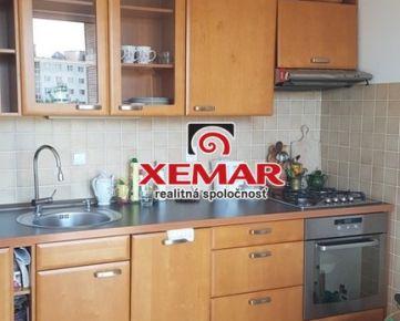 EXKLUZÍVNE na predaj 3-izbový byt s krásnym výhľadom, Sásová, B. Bystrica