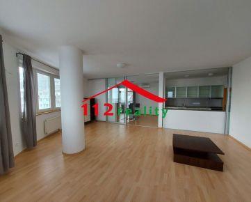 112reality - Na prenájom 4 a 1/2  izbový byt s 2 kúpeľňami, pre rodinu / firmu, 2garáže, pivnica, Karlova Ves