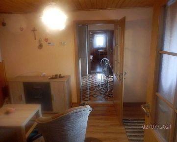 Na predaj kompletne zrekonštruovaný rodinný dom v Domaniži okr. Považská Bystrica