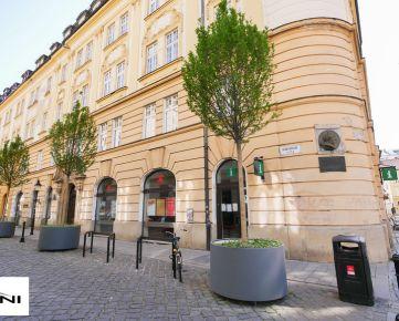 Nová cena !! Krásny 4-izb. byt s balkónom, 138m2, Historické centrum, Klobučnícka ulica, Staré Mesto - Bratislava.
