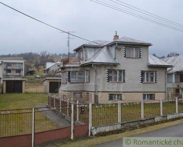 Rodinný dom pri Svidníku - V. Orlík