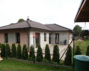 Novostavba rodinného domu - 5 izbový, Liptovská Teplá - Madočany