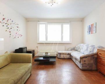 Priestranný 3i byt na prenájom v Bratislave
