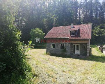 Na predaj rozostavaný dom v malebnom prostredí (001-12-NIH)
