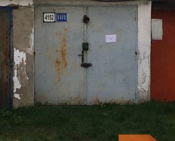Na predaj garáž v pôvodnejšom stave na Ul. Čárskeho v Košiciach.