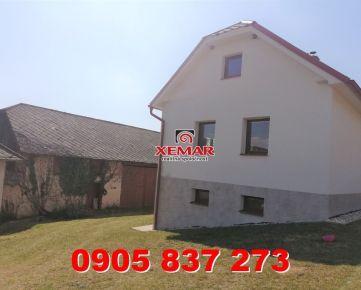 Rezervované - Exkluzívne na predaj Chata alebo Rodinný dom v obci Hriňová