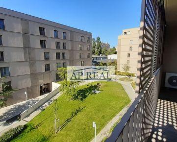 Nájom 4i byt v novostavbe Rezidencia pri Mýte, Račianska ul., Bratislava-Nové Mesto