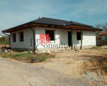 Rodinný dom Velčice na predaj, novostavba