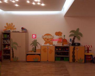 Prenájom predškolského zariadenia v Bratislave - Ružinov, časť Trnávka.
