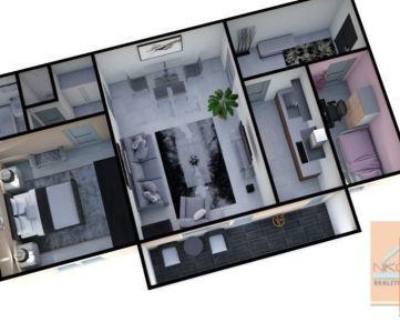 3 izb. byt zrekonštruovaný podľa vaších predstáv, SVIDNÍCKA ul.