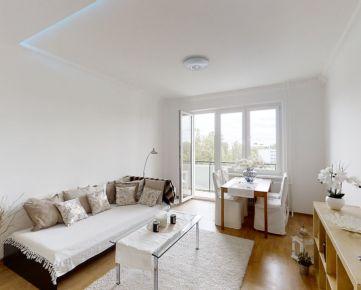 VR 360° NA PREDAJ veľký 3 izbový byt v Ružinove vedľa parku Ostredky